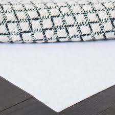 How To Stop Rugs Slipping On Laminate Floors Safavieh Carpet To Carpet White 9 Ft X 12 Ft Rug Pad Pad125 9