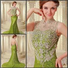 green wedding dresses wholesale 2015 new green ultimate luxury bridal wedding