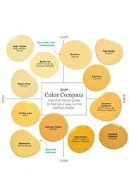 find our favorite yellow hues in the u201con the sunny side u201d paint