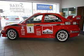 mitsubishi starion rally car dealers celebrate mitsubishi motors in the uk u0027s 40th anniversary