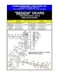 steering rebuilders u0026 truck parts inc