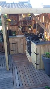 Outdoor Kitchen Creations Orlando by Best 25 Simple Outdoor Kitchen Ideas On Pinterest Outdoor Grill
