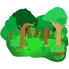 cartoon forest pictures free download clip art free clip art