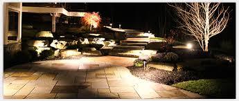Lighting In Landscape Landscape Lighting R D Lawn Care And Landscaping Joplin