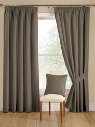 how to choose curtain color for living room ideas dark brown