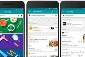 launches food and services delivery app