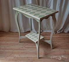 Shabby Chic Side Table Harlequin Shabby Chic Side Table No 05 Touch The Wood