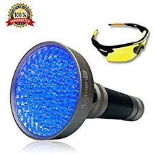 uv black light flashlight urine detector best stain finder for
