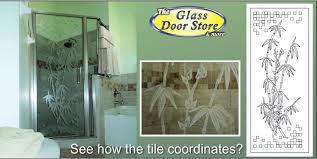 etched glass doors etched glass projects etched glass shower etched glass transom