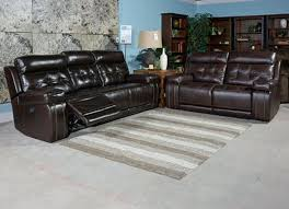 Ashley Furniture Leather Loveseat Ashley Furniture Leather Reclining Sofa And Loveseat Capote Power