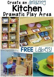 Preschool Kitchen Furniture Best 25 Preschool Kitchen Center Ideas On Preschool