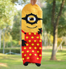 Minion Socks Adults The Best Of Minion Gifts Collection On Ebay