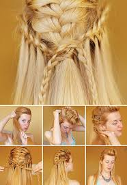 how to plait hair like lagertha lothbrok best 25 viking hair ideas on pinterest viking hairstyles