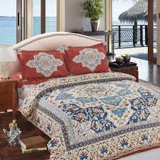 bedroom trippy bedding indian tapestry hippie duvet covers