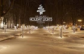 christmas light festival near me downtown