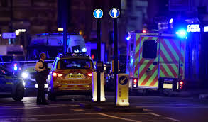 persio car london bridge attack as it happened police arrest 12 after seven