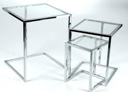 table bout de canap table bout de canape en verre e v bt ambiance socialfuzz me