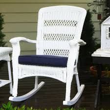 garden rocking chair u2013 stylish pleasure in outdoor application
