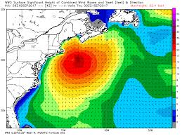 Map Of Maine Coast While Maine Dodges Hurricane Jose The Storm May Affect Maria U0027s