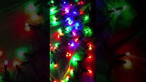 noel 200 colour changing led christmas lights youtube