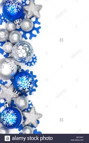 silver ornaments stock photos silver ornaments stock images alamy