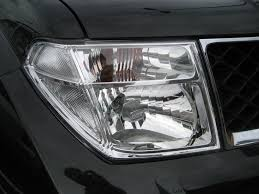 headlight for nissan navara d40 pickup new headlamp rhd o s rh