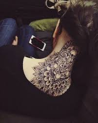 Tattoo Ideas For Back Of Neck Amazing Back Of Neck Tattoos For Girls 7 Tattoos Pinterest