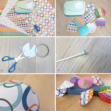 How To Make Paper Umbrellas - d i y mini paper umbrellas