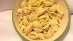 Pasta Salad Mayo by Tuna Onion Sweet Corn Pasta Salad With Mayonnaise
