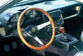 mitsubishi fto interior alfa romeo montreal 1977 cartype
