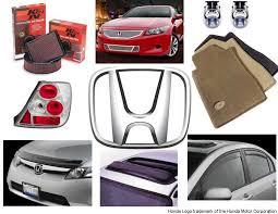 honda car accessories auto accessories