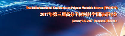 Int by The 3rd Int U0027l Conference On Polymer Materials Science Pms 2017