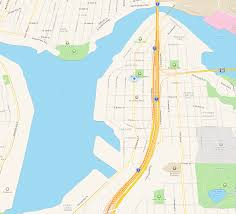 seattle map eastlake location the areis building