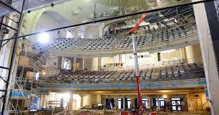 orpheum renovation preserves reveals past