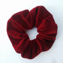 hair scrunchies popular cotton hair scrunchies buy cheap cotton hair scrunchies