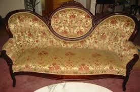 Victorian Sofa Reproduction Kimball Victorian Sofa Centerfieldbar Com