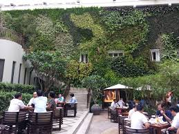 Secret Garden Wall by Best Kept Secret In Ho Chi Minh U2013 Green Wall At Rex Hotel Pot