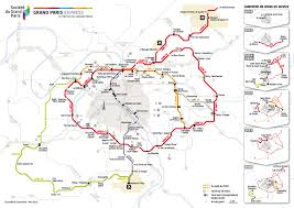 Madrid Subway Map Paris Metro Expansion Map Lines 15 16 17 And 18 Transit
