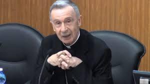 ladari a pope names archbishop luis ladaria as m禺ller s successor to