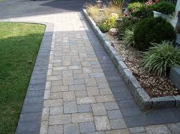 Paving Stone Designs For Patios Best 25 Driveway Paving Ideas On Pinterest Driveways Driveway