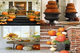 Fall Harvest Outdoor Decorating Ideas - outdoor decorations for fall fall harvest yard decoration ideas