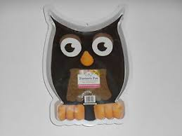 pan baby shower new ck products owl baby shower party plastic cake pan 49 8201