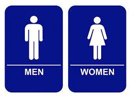 Unisex Bathroom Ideas Bathroom Women U0027s Bathroom Sign 3 Funny Restroom Signs Polite