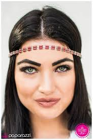 hippie headbands paparazzi fashion fix hippie headband foxy debs