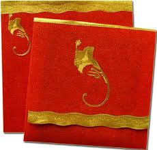 Creative Indian Wedding Invitations Extraordinary Indian Wedding Cards New At Creative Gallery Design