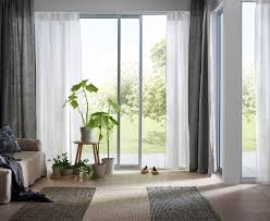 living room vases decoration bold patterned curtains home