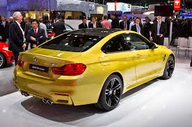 Bmw M3 Yellow Green - priced 2015 bmw m3 starts at 62 925 m4 at 65 125 motor trend wot