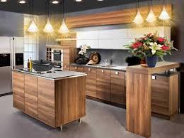 cuisine contemporaine blanche et bois cuisine moderne blanche bois galerie et cuisine bois moderne photo