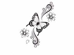 22 best lower back butterfly designs images on