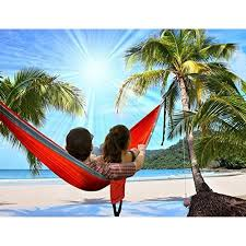 ktaxon camping hammock easy hanging 2 person double hammock chair